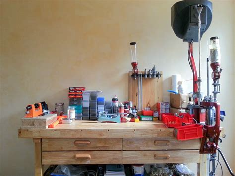 recommend  good reloading bench   arcom