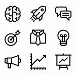 Iconos Packs Startups Financiero Gratis