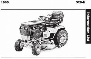 Tractor 1990 520-h Wiring Detailed Pdf - 1985-1990