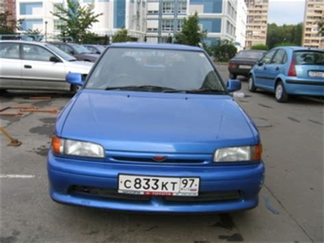 small engine repair training 1989 ford laser spare parts catalogs 1994 mazda familia pictures 1 5l gasoline ff automatic for sale