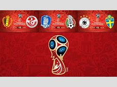 Calendario Mundial 2018 Horario de los partidos de hoy