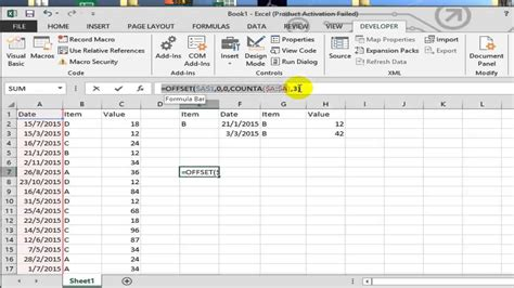 excel vba range variable excel vba name variable range define variables in vba declare and assign them expressionsvba