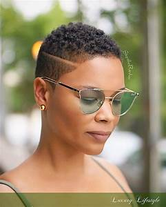Tapered Hairstyles Women Fade Haircut