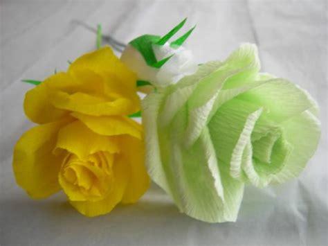 fiori di carta crespa facili per bambini carta crespa usiamola per realizzare lavoretti creativi