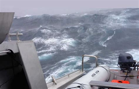 Small Boat Big Waves by Setsail Fpb 187 Archive 187 Heavy Weather Tactics For