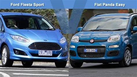 Ford Fiat by Ford Sport Vs Fiat Panda Easy To Review
