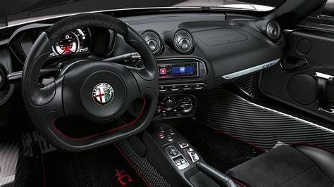 Alfa 4c Interni Alfa Romeo 4c Car Magazine