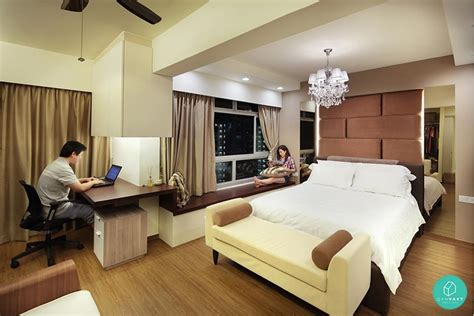 1 Bedroom Design Singapore by How To Design Your Hdb Condo Bay Window Qanvast