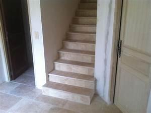 Avec Quoi Recouvrir Un Escalier En Carrelage : 2012 04 escaliers en pierre blb carrelage ~ Melissatoandfro.com Idées de Décoration