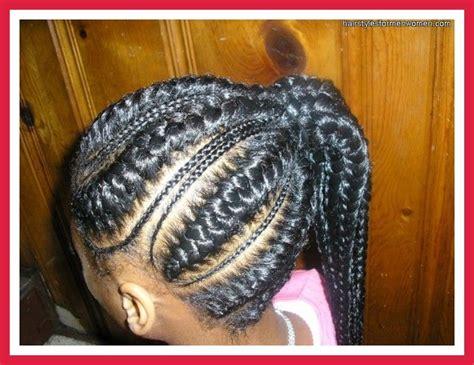 Black Hair Styles Little Girls