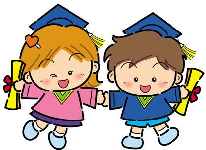 graduation clipart kindergarden pencil and in color 685 | graduation clipart kindergarden 18