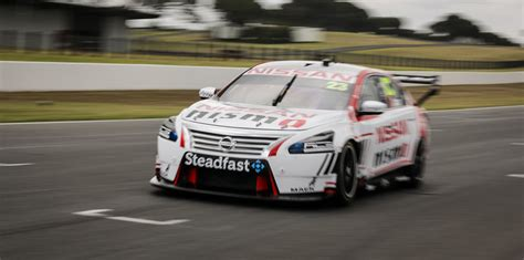nissan not in v8 supercars to sell altima racing fans favouring suvs and utes