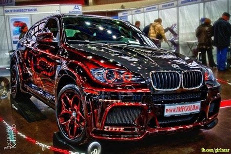 Bmw X6 Nice Paint Job  ♥  Luxury Cars Pinterest