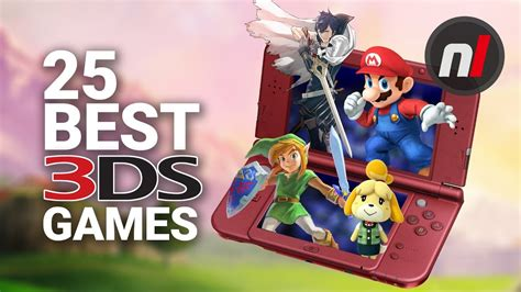To browse nds games alphabetically please click alphabetical in sorting options above. The 25 Best Nintendo 3DS Games of All Time - Definitive ...