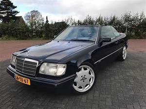 Mercedes W124 Cabriolet : mercedes benz w124 e320 cabriolet 1995 collectors item or nl youngtimer daanauto ~ Maxctalentgroup.com Avis de Voitures