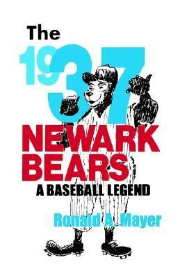 newark bears  baseball legend  ronald  mayer