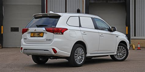 Mitsubishi Commercial by Uk Mitsubishi Launches Outlander Commercial Phev