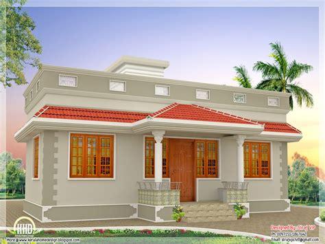 Home Design 1 Floor : Kerala Single Floor House Modern House Floor Plans, One