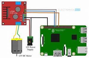 Raspberry Pi L298n Interface Tutorial