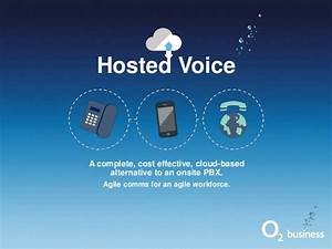 Hosted Voice - Agile comms for an agile workforce