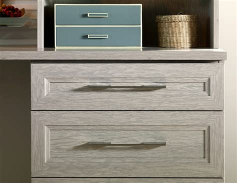 custom cabinet drawers  closet doors california closets