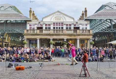 Top Things To Do In Covent Garden With The Family