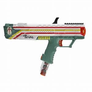 NERF Rival Apollo XV-700 Mandalorian Blaster Lets You Play ...