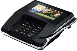 photo of verifone mx915 payment terminal