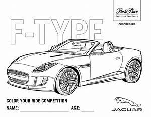 17 dessins de coloriage porsche a imprimer sur laguerche With jaguar s type black