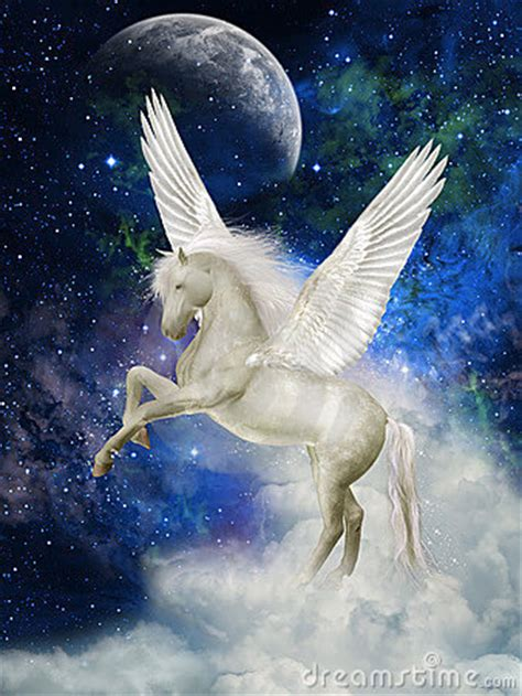 pegasus royalty  stock image image