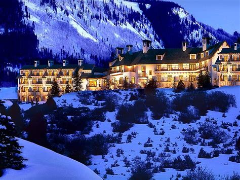 lodge spa  cordillera vail colorado united states resort review conde nast traveler