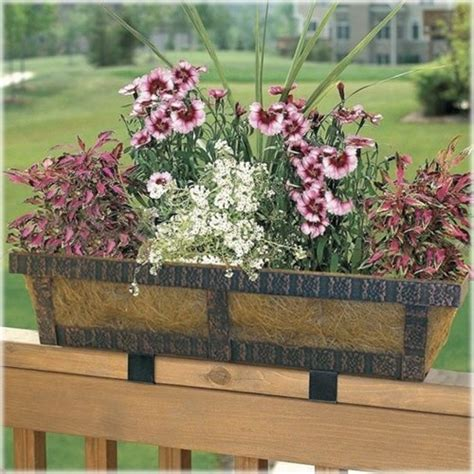 Banister Planters by 32 Best Deck Rail Planters Images On Window