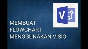 Belajar Membuat Flowchart Dengan Microsoft Visio 2013