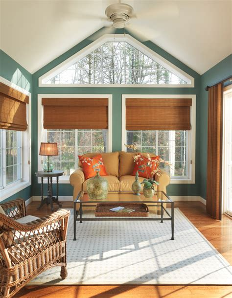 4 season porch decorating ideas cornerstone gold award kitchen and family room traditional porch boston by mandeville