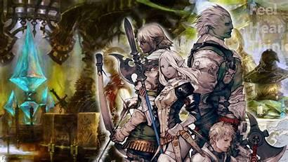 Fantasy Final Wallpapers Xiv Wallpapersafari Code