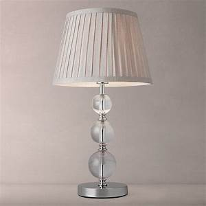 Glass lamp shades john lewisbuy john lewis marissa glass for Table lamp shades john lewis