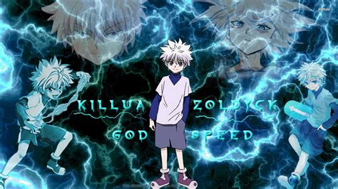 Killua Wallpapers 73 Background Pictures