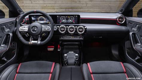 The all new mercedes benz cla 250 edition amg. 2020 Mercedes-AMG CLA 45 S 4MATIC+ Shooting Brake - Interior, Cockpit | HD Wallpaper #32 | 1920x1080