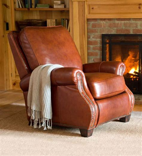 25 best ideas about leather recliner chair on