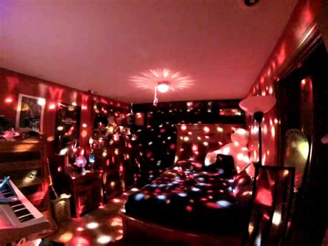 Hall Of Fame Bedroom Light Show Youtube