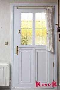 Porte Vitrée Pvc : porte d 39 entr e vitr e pvc mod le corot portes d 39 entr e ~ Melissatoandfro.com Idées de Décoration