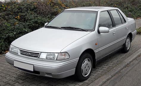 Hyundai Pony — Вікіпедія