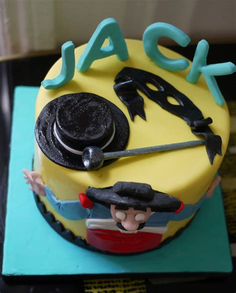 zorro cake cakes birthday cakecentral diego mask hat