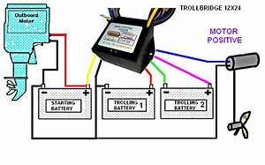 Trollbridge24  U0026 C100 Battery Combiner