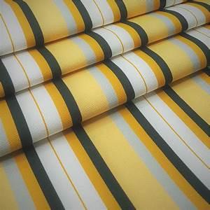 Nautical, Grey, Stripes, Fabric