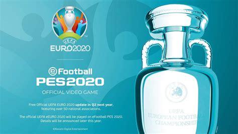 pes  uefa euro   confirmada pela konami