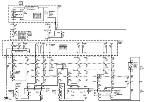 Rear Window Wiring Diagram 2003 Grand Prix by Repair Guides Windows 2004 Power Windows