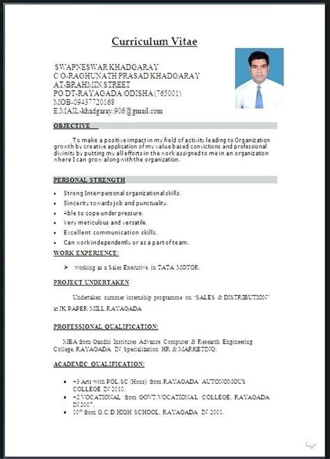 resume format word file   resume templates