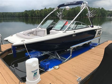 Water Boat by Ultralift2 Shallow Water Boat Lift