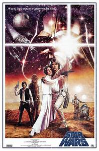 Poster Star Wars : topps gives us star wars illustrated a new hope ~ Melissatoandfro.com Idées de Décoration